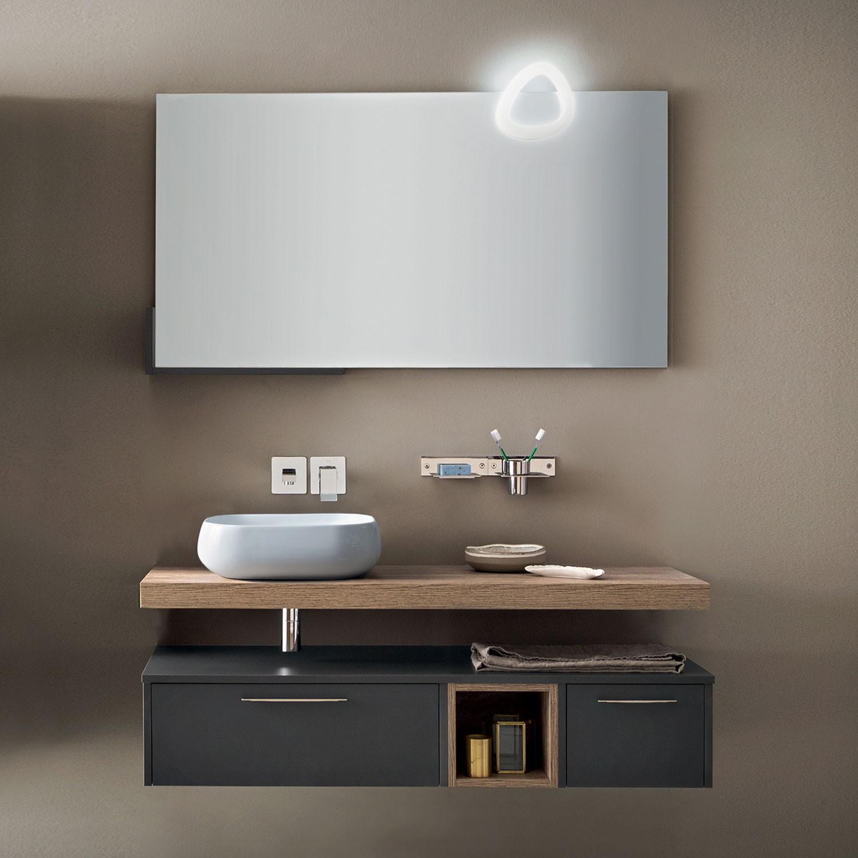Lavabo Ad Angolo Con Mobiletto.Mobili Bagno Arredamento Ceni
