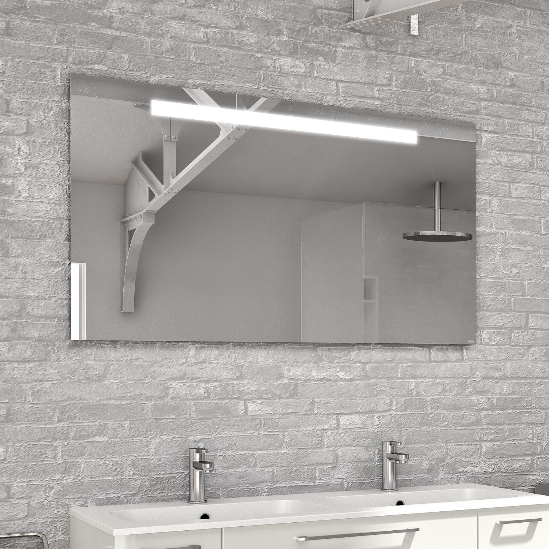 Specchio Con Led Incorporato.Specchi Bagno Arredamento Ceni